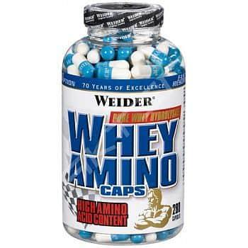 Whey Amino Caps 280 kapslí - Weider