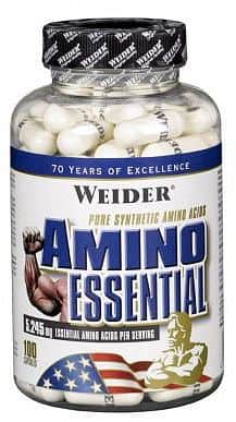 Amino Essential 204 kapslí - Weider