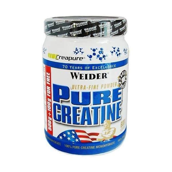 Pure Creatine - Weider Pure Creatine 600g - Weider