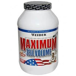 Maximum Zell Volume s Krea-Genicem - Weider Maximum Zell Volume s Krea-Genicem - cherry