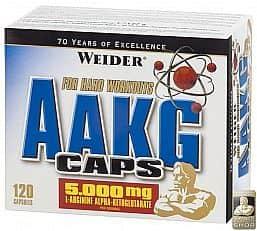 AAKG Caps 120kapslí - Weider