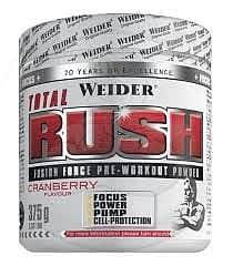 Total Rush 375g - Weider Total Rush 375g - brusinka