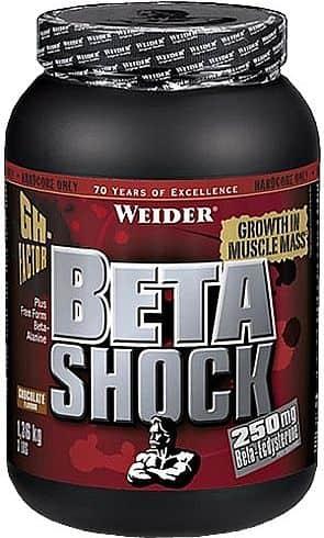 BETA Shock 1360g - Weider