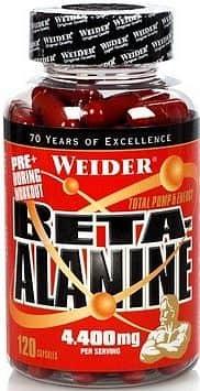 Beta-Alanine 120 tablet - Weider