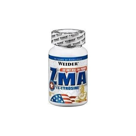 ZMA + L-Tyrosine 90tbl. - Weider