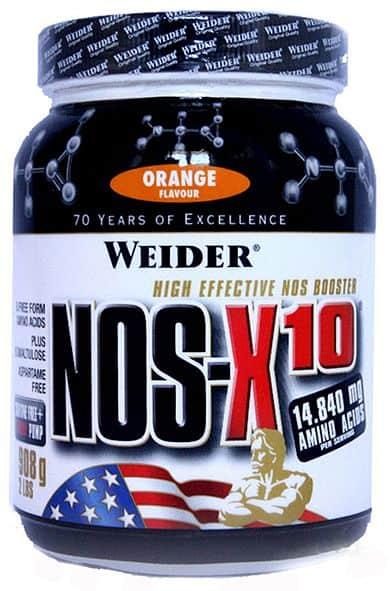 NOS-X 10 908g - Weider