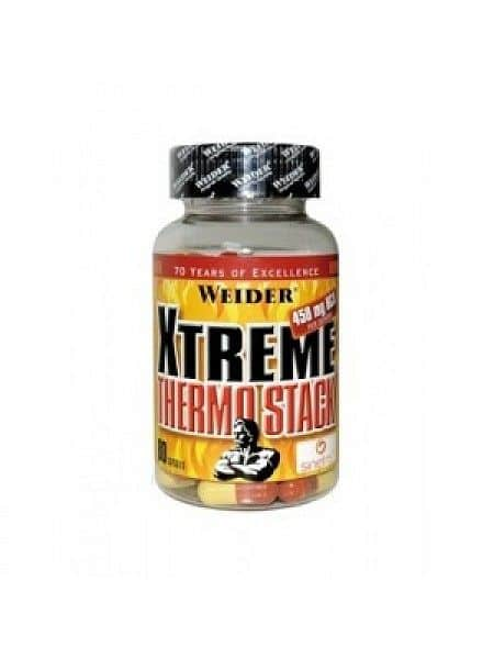 Xtreme Thermo Stack 80tbl. - Weider Xtreme Thermo Stack 80tbl. - Weider