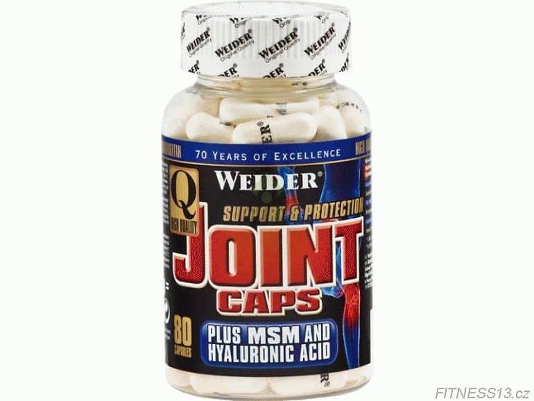 Joint Caps 80tbl. - Weider Joint Caps 80tbl. - Weider