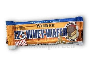 32% Whey Wafer 35g - Weider