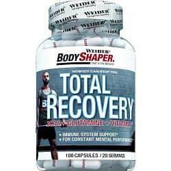 Total Recovery 100kapslí - Weider Body Shaper