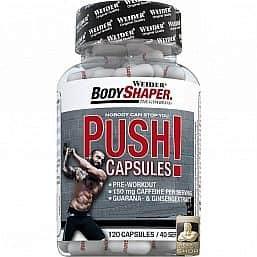 Push Capsules 120kapslí - Weider Body Shaper