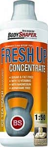 Fresh Up Concentrate 1000ml. - Body Shaper Fresh Up light 1000ml. - broskev