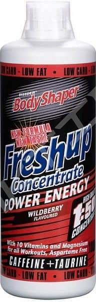 Fresh Up Power Energy 1000ml. - Body Shaper