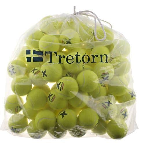 Micro X Trainer tenisové míče polybag