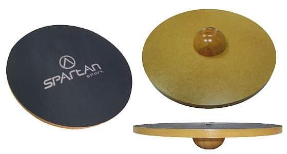 SPARTAN Balance Board Holz