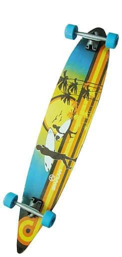Longboard Spartan Palm