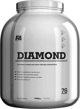 FA Diamond Hydrolysed Whey Protein 2270g