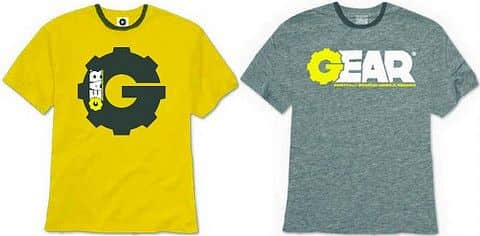 FA Gear tričko