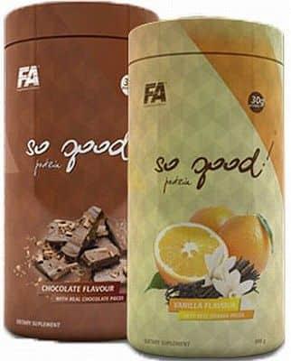 FA So Good Protein 908g vanila / pomeranč
