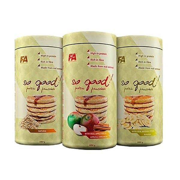 FA So Good Protein Pancakes 1000 g Jahoda
