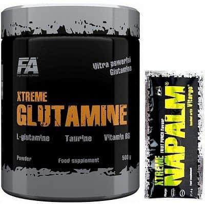 FA XTREME Glutamin 500 g