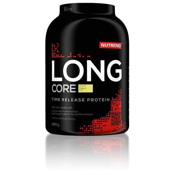 Long Core 80 1000g VANILKA