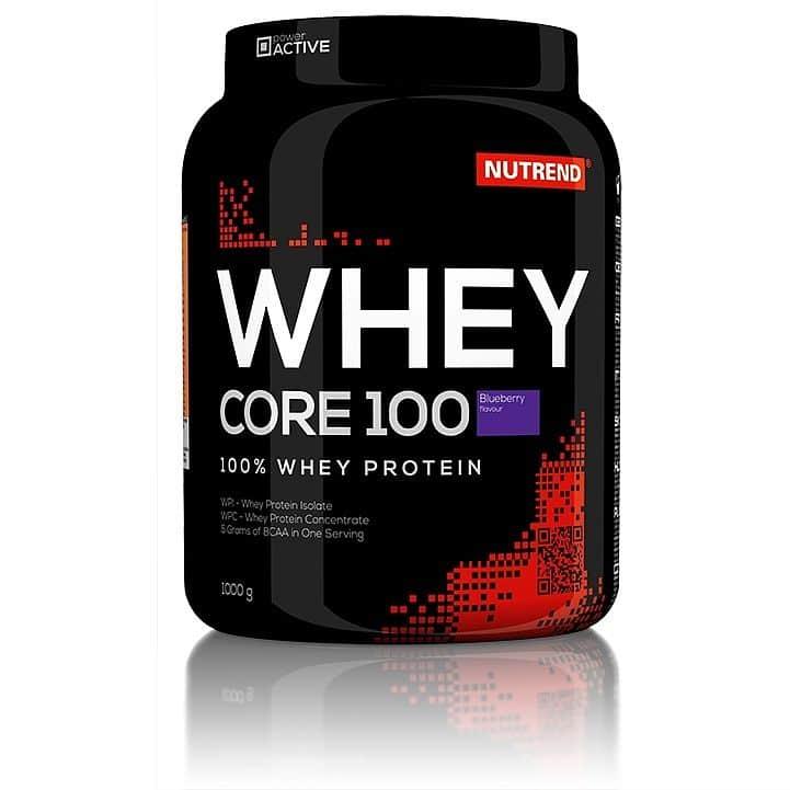 Whey Core 100 - VÝPRODEJ 2250g Malina