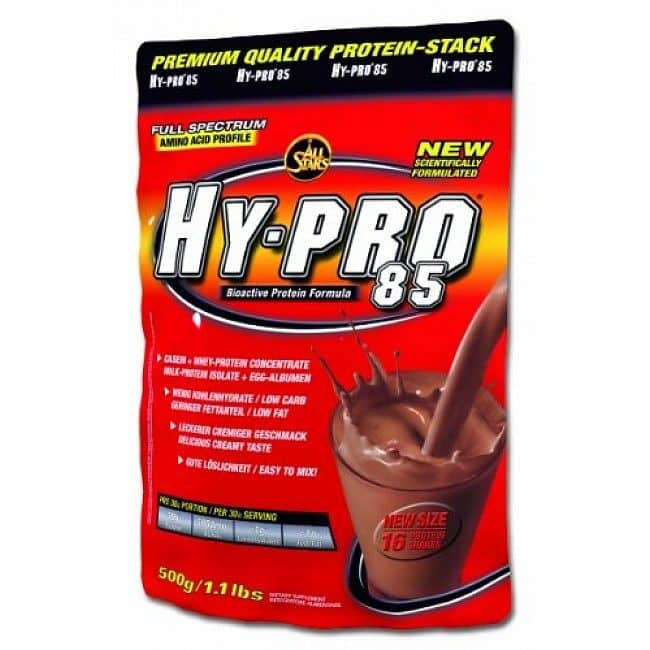 HY-PRO 85, 2000g sáček burákové máslo-čokoláda