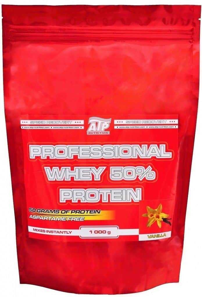 Professional Whey Protein 50 % 1000g Čokoláda