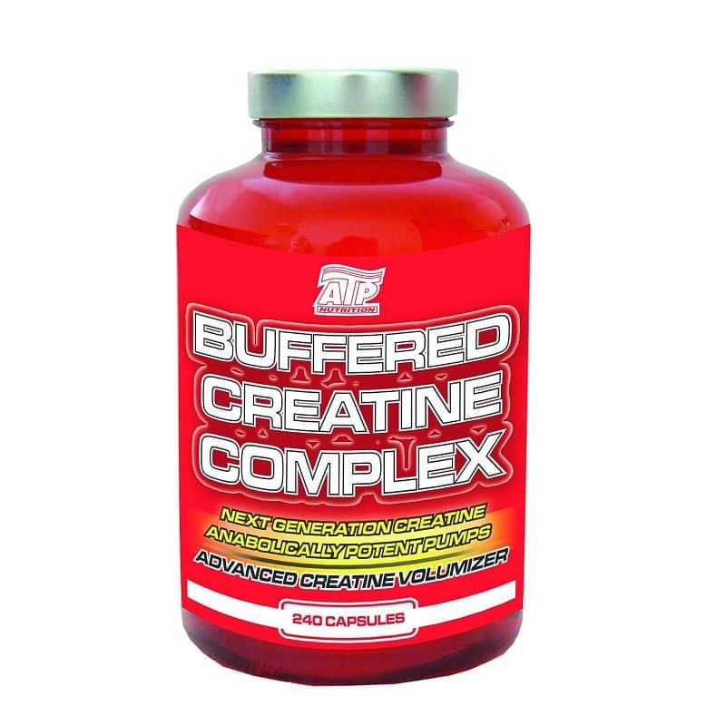 Buffered Creatine Complex