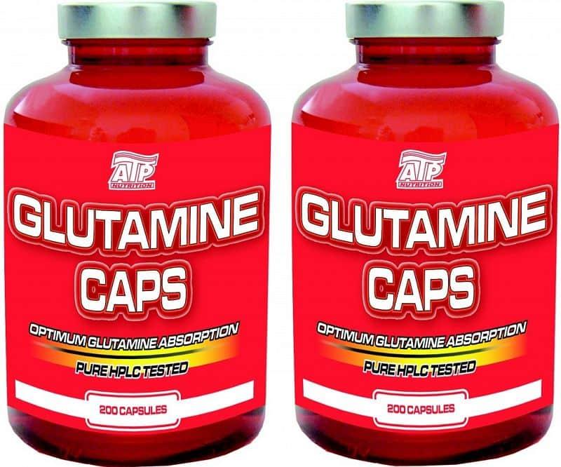 Glutamine Caps 1+1