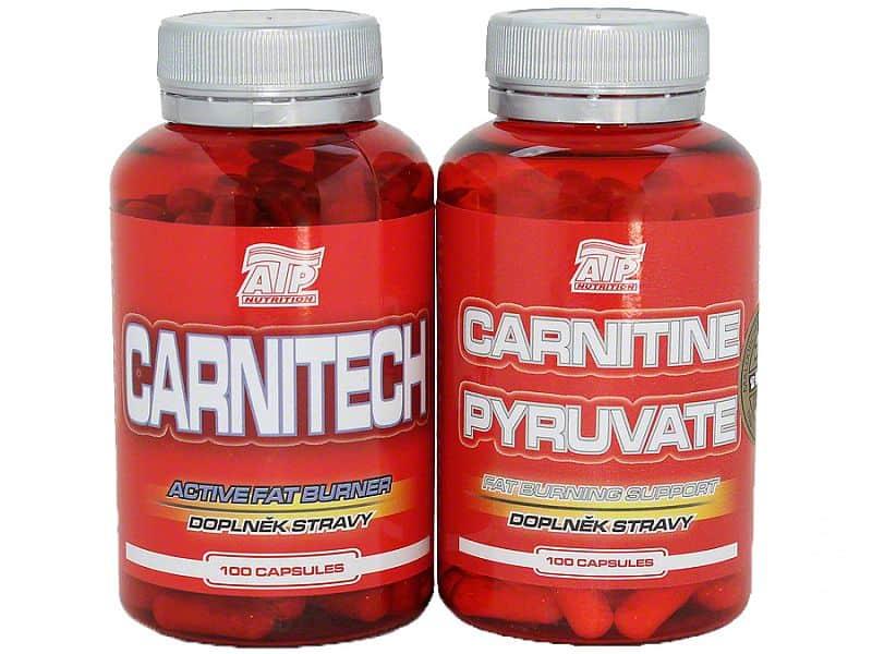 Carnitech + Karnitin Pyruvat