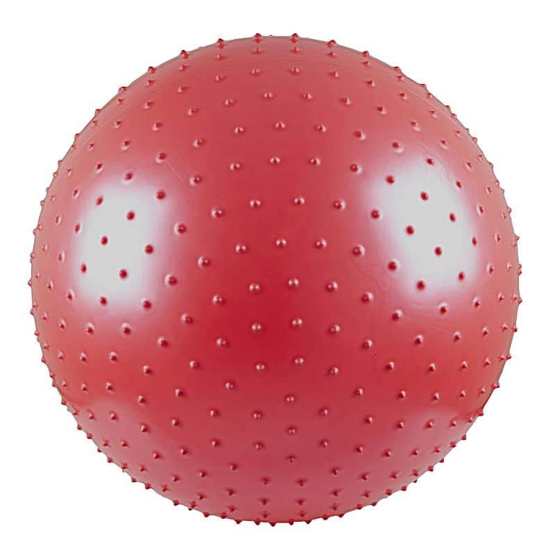 Gymnastický a masážní míč 55 cm