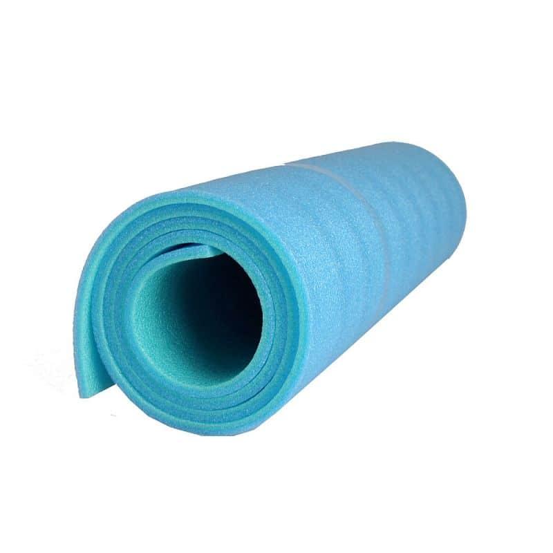 Gymnastická podložka na aerobic 90 x 50 cm