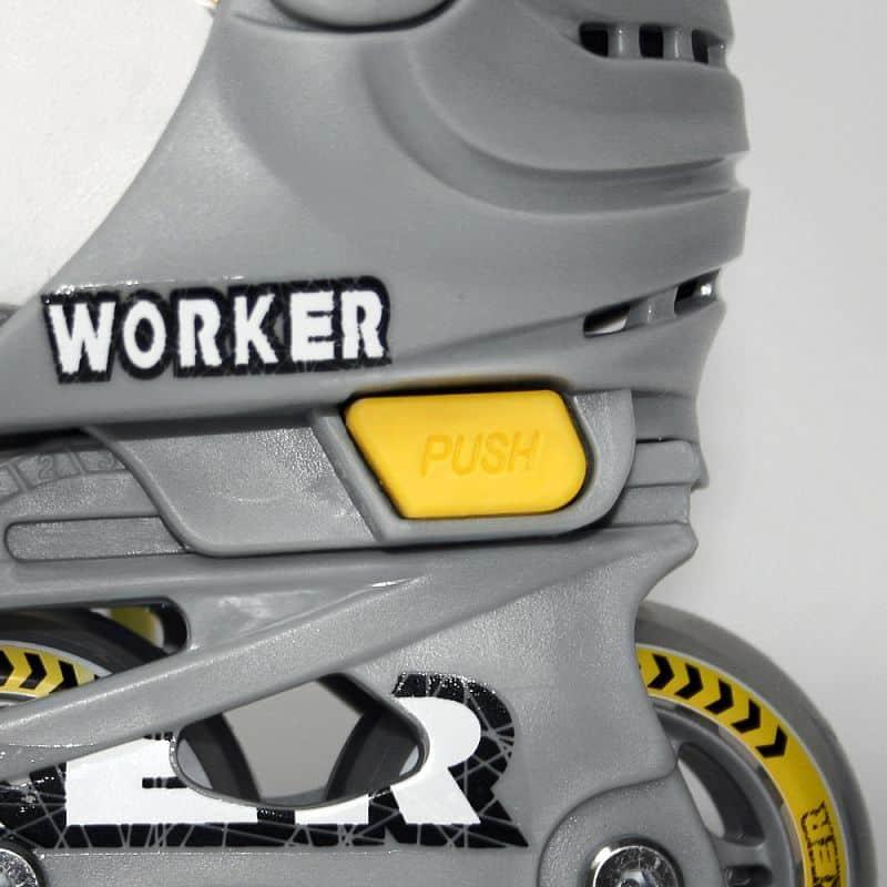 Kolečkové brusle WORKER Condor