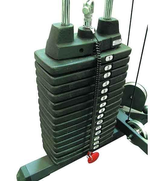 SP50 Body-Solid doplňkové závaží
