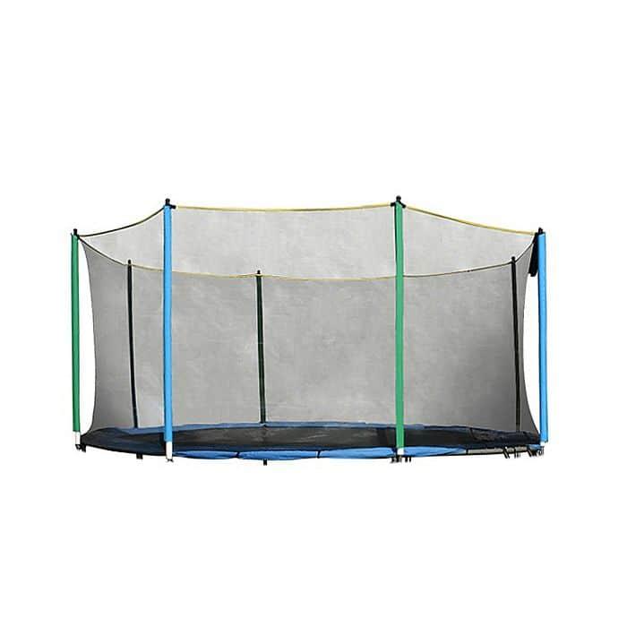 Ochranná síť na trampolínu inSPORTline 180 cm + 6 tyčí
