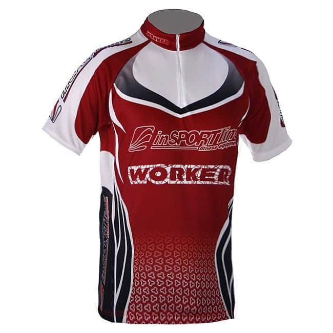 Cyklistický dres inSPORTline Velikost XS
