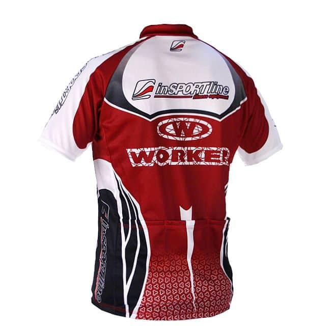 Cyklistický dres inSPORTline