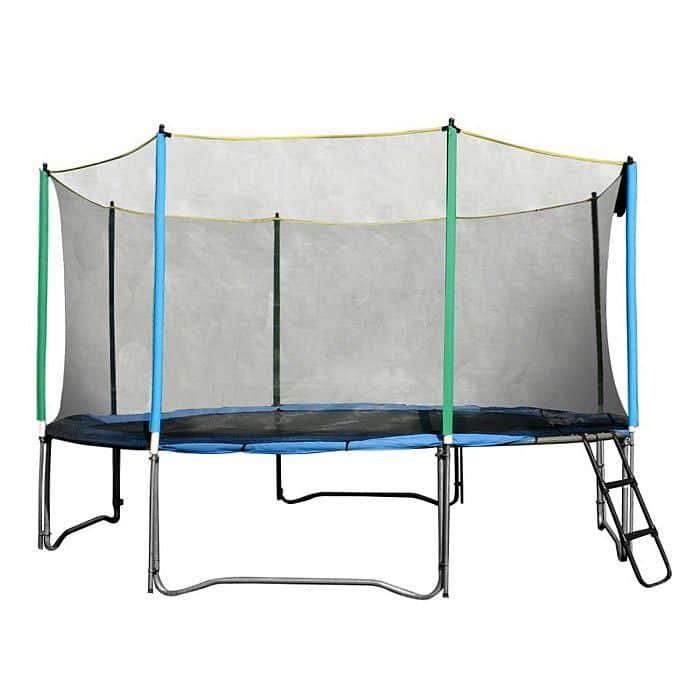 Ochranná síť na trampolínu inSPORTline 305 cm + 6 tyčí