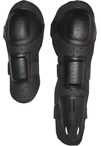 Motocyklové chrániče kolen a loktů WORKER VP776 Velikost S/M