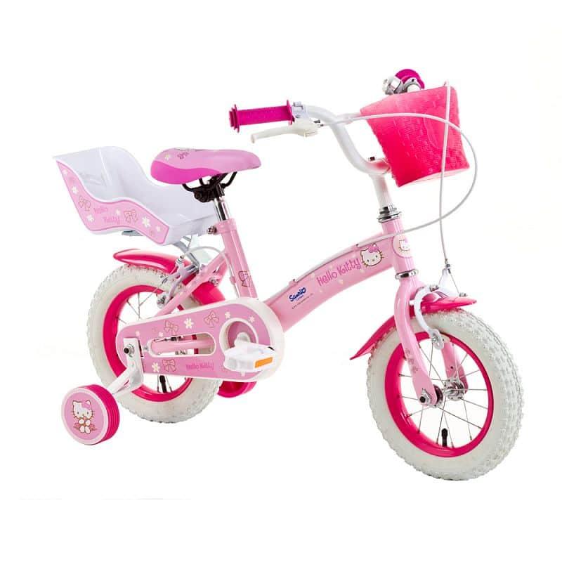 """Dětské kolo HELLO KITTY Princess 12"""" 2012"""