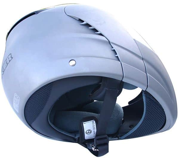 Bradový deflektor k prilbe V210