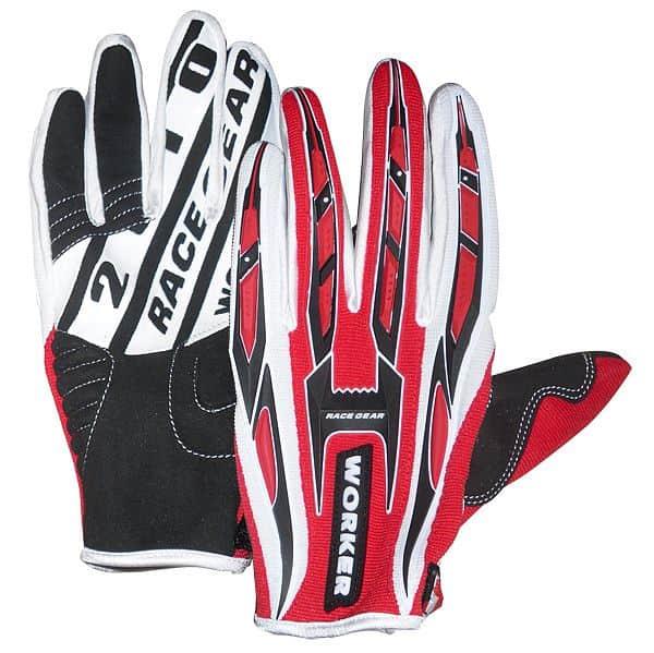 Motokrosové rukavice WORKER MT790