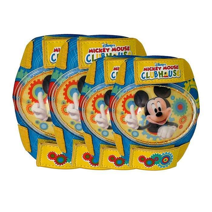 Disney Mickey Mouse sada chráničů pro děti