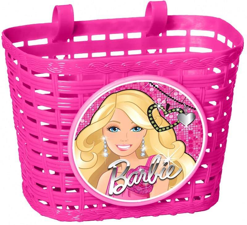 Barbie - plastový košík na kolo