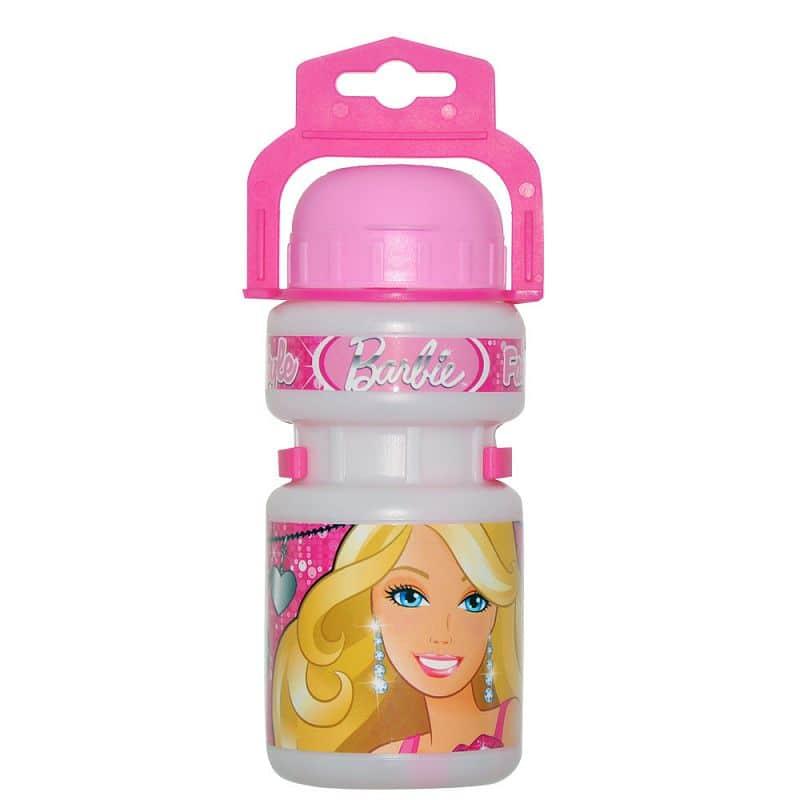 Barbie set - plastová láhev+plastový držák