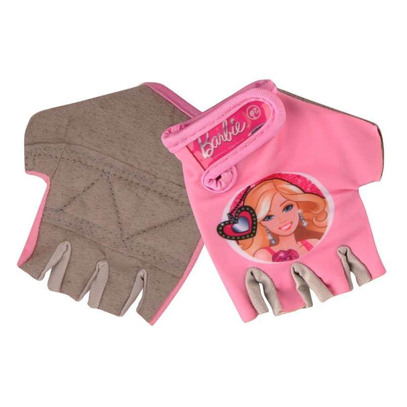 BARBIE - cyklo rukavice pro děti