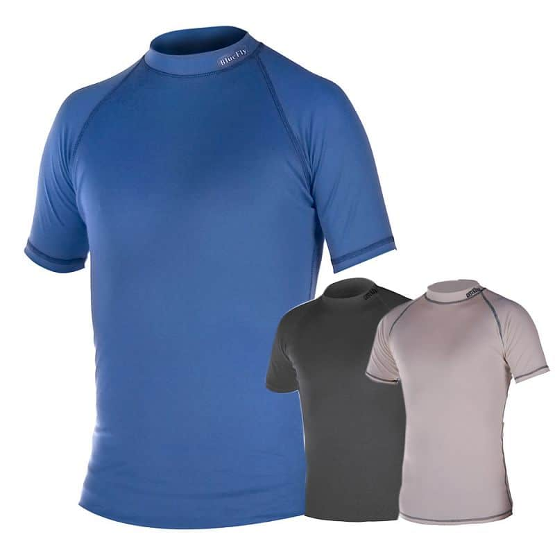 Triko krátký rukáv Blue Fly Termo Pro Barva šedá, Velikost XS