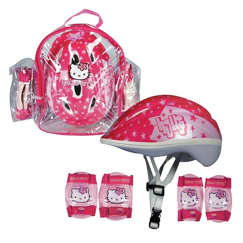 Set chráničů Hello Kitty OHKY04